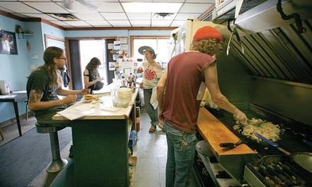 Despite its popularity, the Bloomfield Sandwich Shop is having financial troubles.