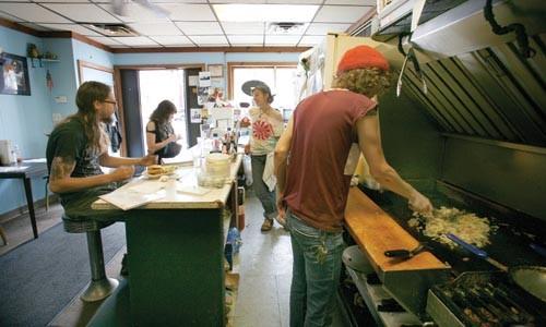 Despite its popularity, the Bloomfield Sandwich Shop is having financial troubles.