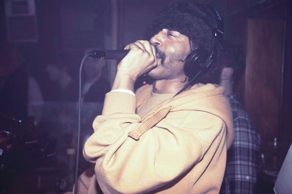 Detroit's Moodymann, who headlines Saturday night at VIA Festival