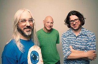 Dinosaur Jr. Photo courtesy of Brantley Gutierrez