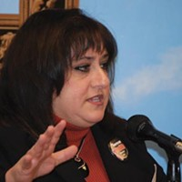 District 2 Pittsburgh City Council candidate Theresa Smith
