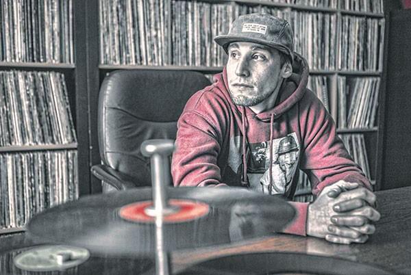 DJ Afterthought, a.k.a. Ryan Haynes