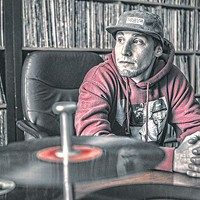 DJ Afterthought makes local hip-hop moves with Elevator Music team