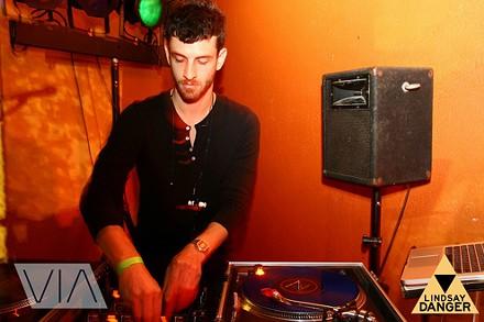 DJ Cucitroa - LINDSAY MULLEN