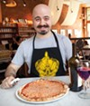 Dom Branduzzi, owner of two-time Best of Winner Piccolo Forno