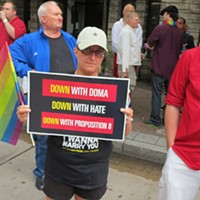 DOMA  Photo by Lauren Daley