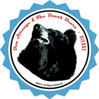 Don Strange & the Doosh Bears cd release
