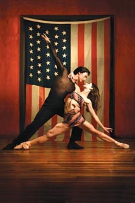 Doo-wop, Porter and Springsteen: Pittsburgh Ballet Theatre's American Rhythms. - COURTESY OF RIEDER PHOTOGRAPHY
