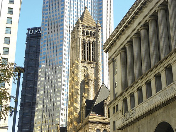 Downtown Walking Tours - PHOTO COURTESY OF PITTSBURGH HISTORY & LANDMARKS FOUNDATION