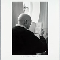 A Conversation With Duane Michals