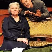 Duet: Carla Belver and David Whalen in City Theatre's The Morini Strad