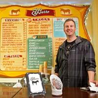 El Burro Comedor El Burro partner Wes DeRenouard Photo by Heather Mull