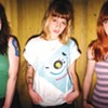 Brooklyn trio Vivian Girls plays the Warhol Museum