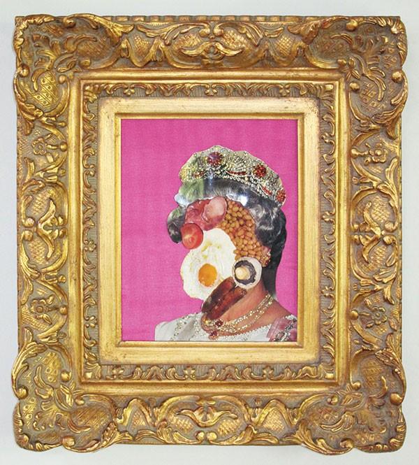 """""""English Breakfast,"""" by Genesis Breyer P-Orridge"""