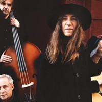 A Conversation with Patti Smith