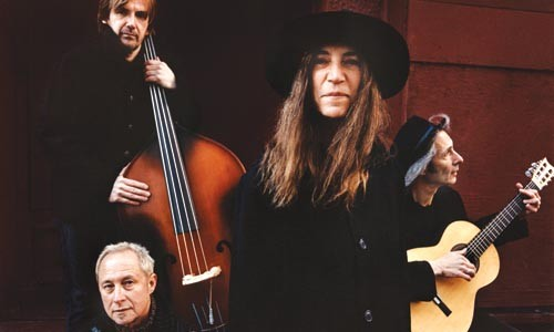 Entertain us: Patti Smith