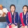 Indonesian vocalist Euis Komariah performs at Pitt's gamelan concert