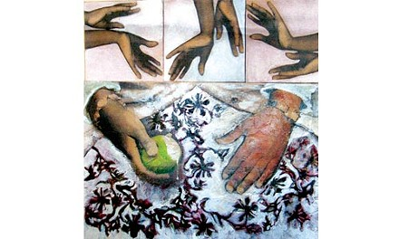 """""""Eve,"""" by Dori Grace Lemeh"""