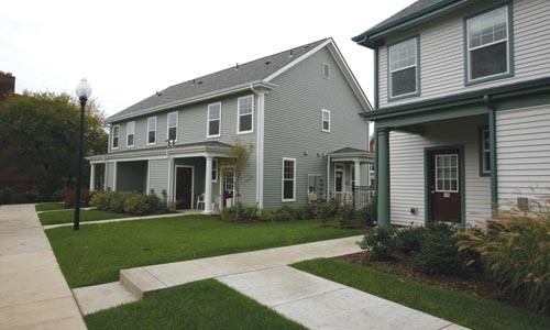 Fairfield, a new mixed-income housing development