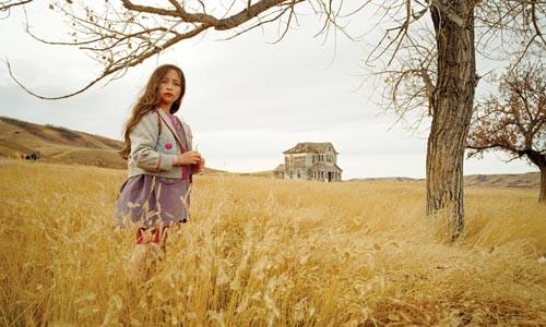 Far afield: Jodelle Ferland as Jeliza-Rose.