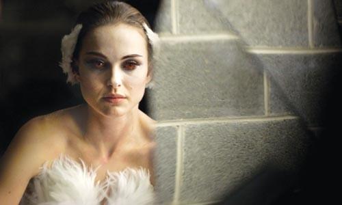 Fiercely delicate: Natalie Portman