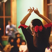 Flamenco is Spain's most well-known dance.