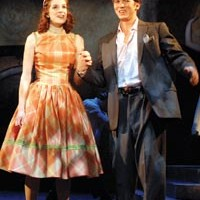 Florentine holiday: Courtney Bassett and Jaron Frand in Point Park Conservatory Theatre's <i>The Light in the Piazza</i>
