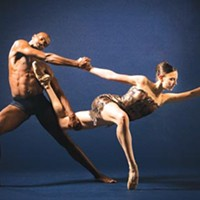 Alonzo King's LINES Ballet brings a new work, and a revised one, to Pittsburgh.
