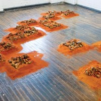 We're seeing <i>Double Consciousness</i>, with art of the Indian diaspora, at The Mattress Factory.