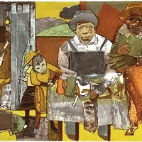A large-scale touring show of Pittsburgh-tied artist Romare Bearden offers insight into his creative process.