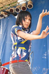 Former underdog: Deerhoof's Satomi Matsuzaki