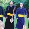 Tuvan throat-singers Alash return to Pittsburgh this Friday