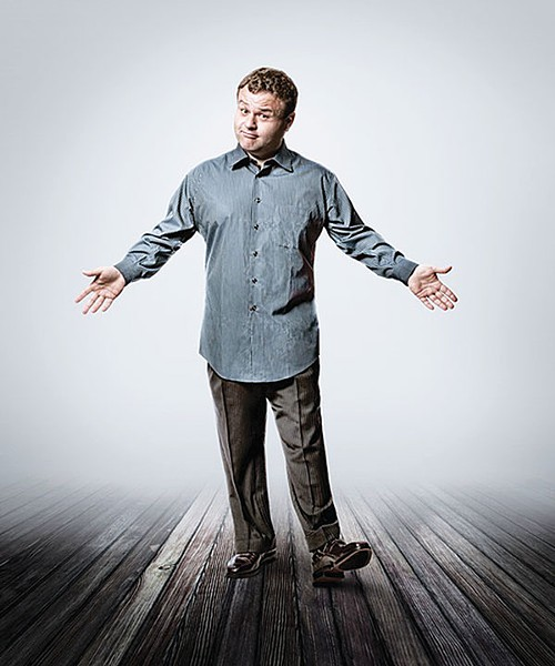 Frank Caliendo's impressions at Pittsburgh Improv