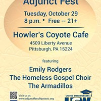 Free concert at Howler's to support adjunct faculty