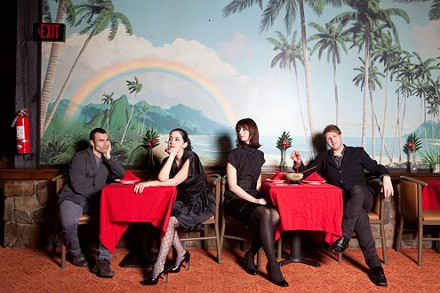 Freezepop plays 31st Street Pub Saturday - COURTESY OF CARLA RICHMOND
