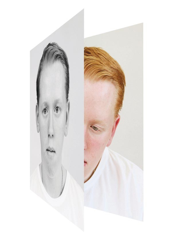 From Arne Svenson's About Face series