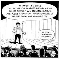 An interview with comic-book artist and author Scott McCloud