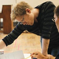 <i>Rent</i> star Anthony Rapp's new one-man show about loss and hope world-premieres at City Theatre.