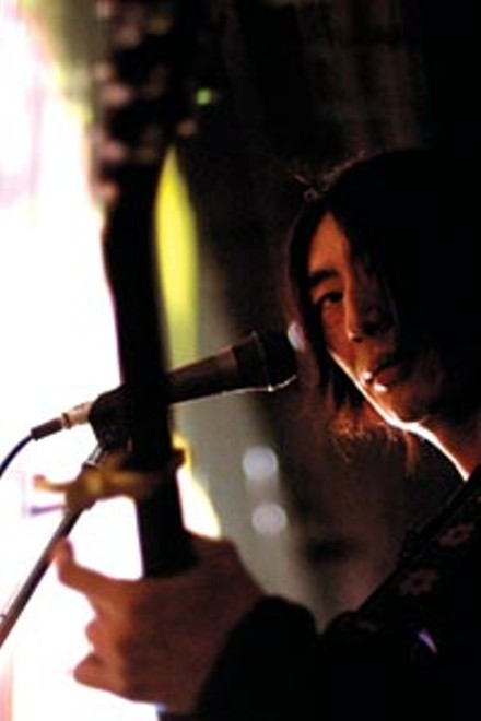 From the dust: Ghost's Masaki Batoh