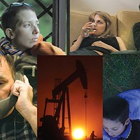 The 2015 Oscar-nominated documentary short films screen