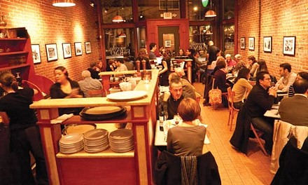 Full house: cozy, casual dining at Piccolo Forno - BRIAN KALDORF