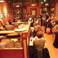 Full house: cozy, casual dining at Piccolo Forno