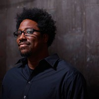 Funnier with kids: W. Kamau Bell