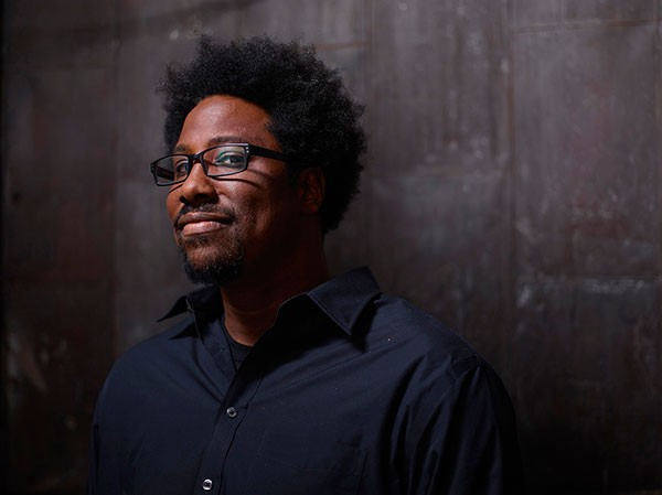 Funnier with kids W. Kamau Bell