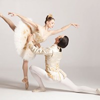Pittsburgh Ballet launches its 45<sup>th</sup> season with <i>The Sleeping Beauty</i>