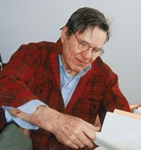 Galway Kinnell Memorial Reading, at East End Book Exhchange