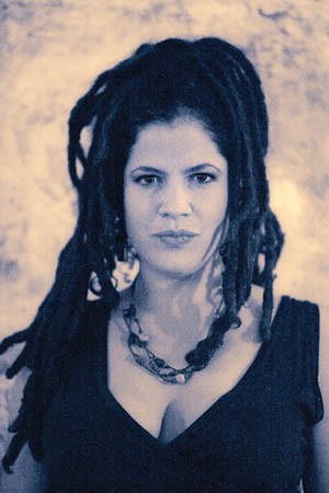 Gea sings in several bands, including Machete, which showcases the music of her native Puerto Rico. - PHOTO COURTESY OF COLTER HARPER