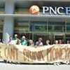 Getting the Shaft: Despite PNC's promise to cut support for mountaintop mining, activists say it's business as usual