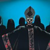 Ghost brings a different kind of devotional music from Sweden