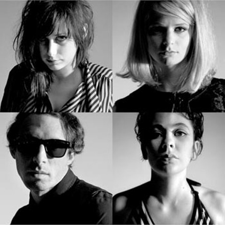 Girls with boys' hearts: Those Darlins - COURTESY OF VETA & THEO